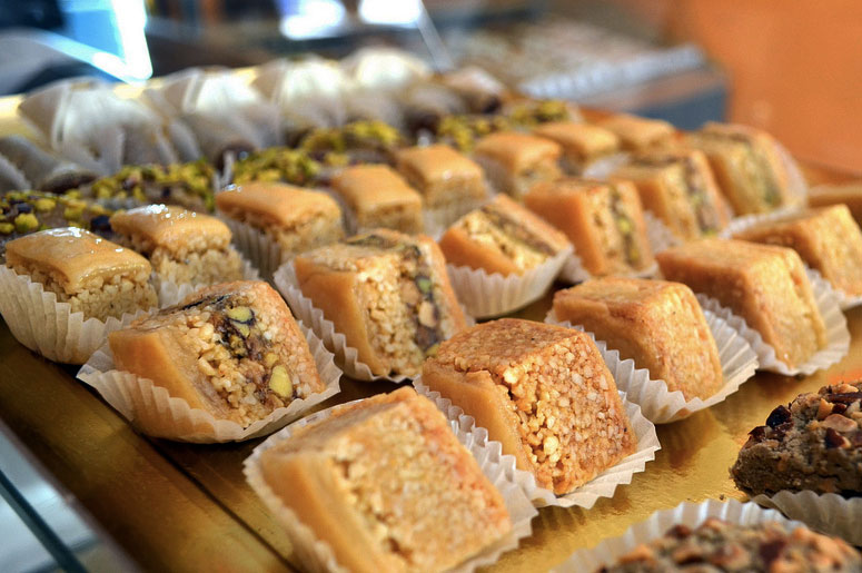 The Traditional Tunisian Pastries Bloglamegara